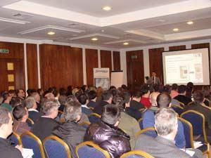 Близо 200 души посетиха Инфо ден 2013 на Шрак Техник