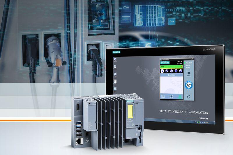 Siemens разшири серията си контролери за автоматизация Simatic