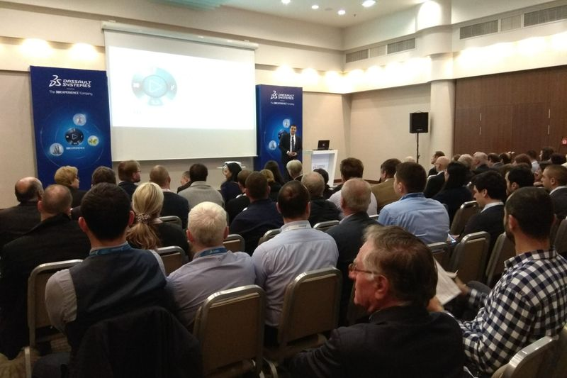 <strong>Dassault</strong> <strong>Systеmes</strong> представи визията си за Industry 4.0 на семинара за 3DEXPERIENCE