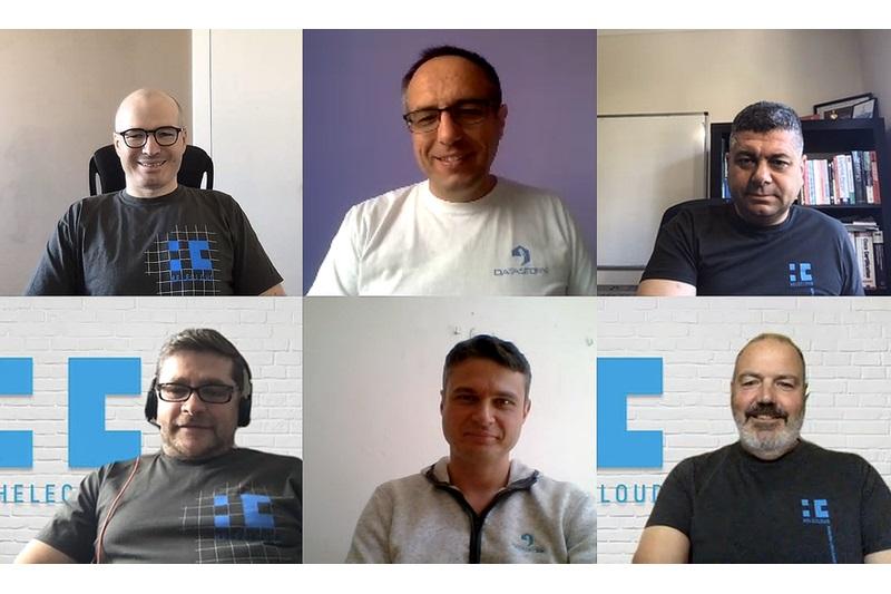 Българската компания за облачен инженеринг DataStork беше купена от HeleCloud