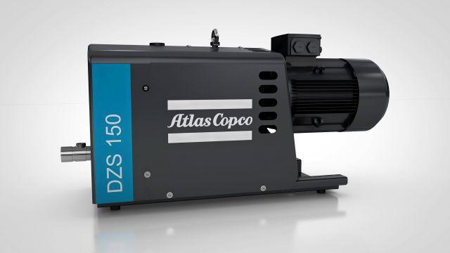 Atlas Copco представя производителни DZS сухи вакуум <strong>помпи</strong> с ниски разходи за поддръжка