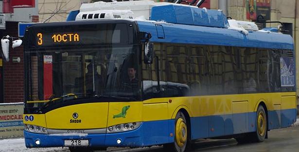 Тролейбусен транспорт–Плевен обяви търг за компоненти за Шкода Соларис
