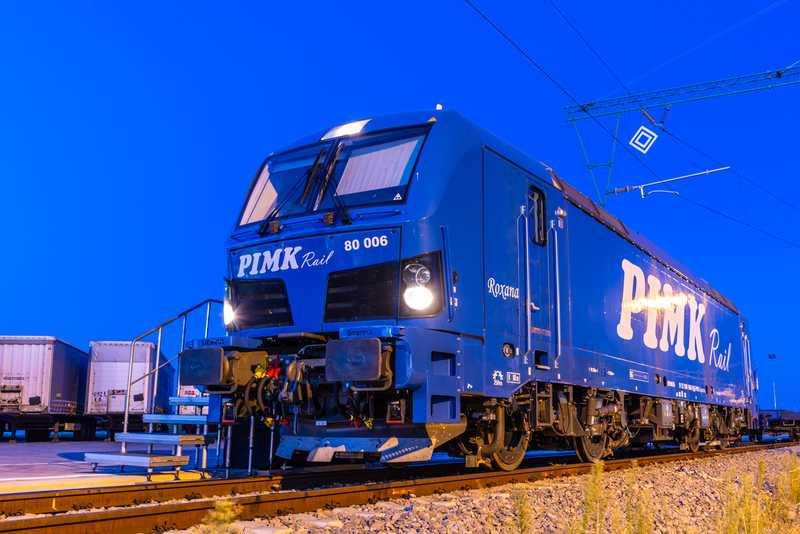 Siemens <strong>Mobility</strong> представи новия локомотив Smartrоn-Роксана в Пловдив
