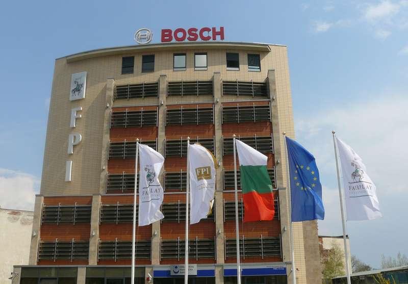 Успешна финансова 2018 година за компаниите от Група Бош в България