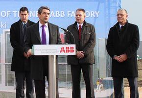АББ инвестира 23 млн. долара в нов завод в България
