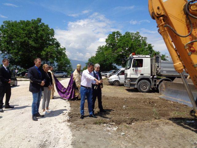 Стартира изграждането на компостираща инсталация в Пазарджик