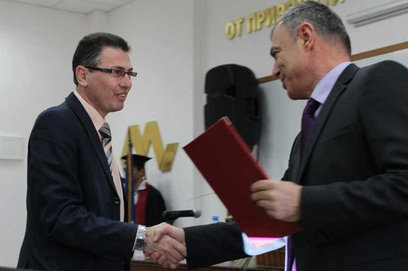 Проф. д-р инж. Ивайло Копрев е новият ректор на МГУ