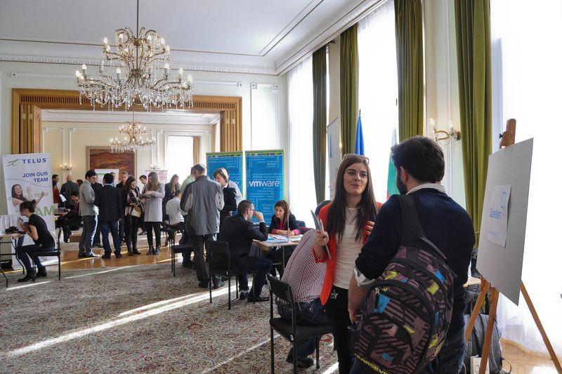 Кариерен форум за българи ще се проведе в Лондон