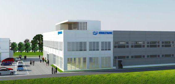 Мултивак открива ново производствено предприятие в Индустриална зона Божурище