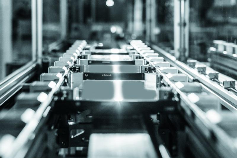 Festo и Siemens интегрират Multi-Carrier-System в <strong>Bosch</strong> <strong>Rexroth</strong>
