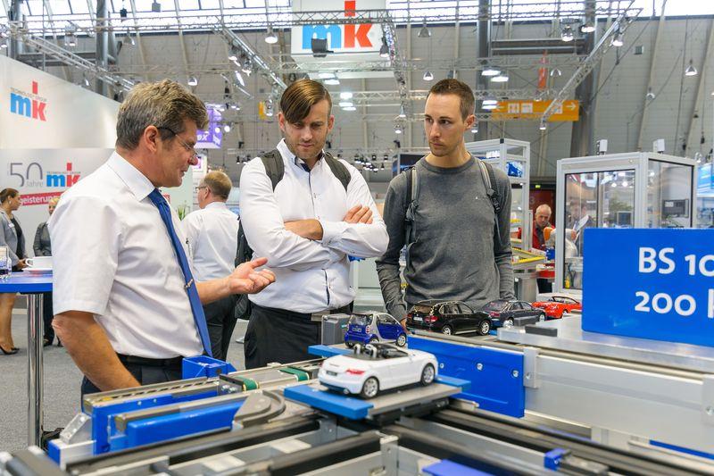 Паралелно издание на изложенията Motek и Bondexpo през октомври в Щутгарт