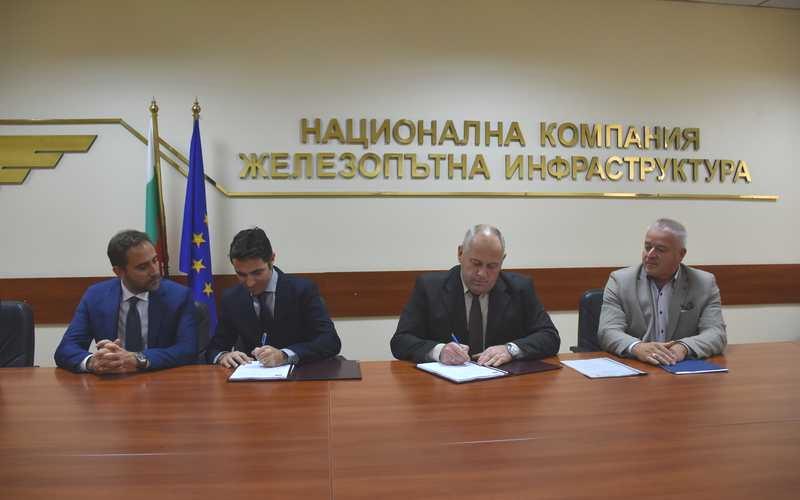 Нови системи по жп линията Пловдив-Бургас ще гарантират безопасността на превозите
