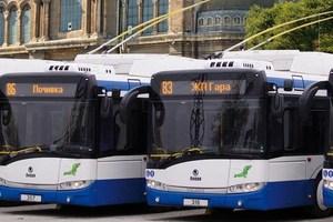 Градски транспорт–Варна обяви търг за доставка на компоненти за въздушно-контактна мрежа