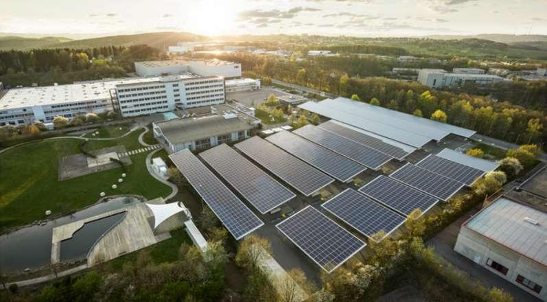 ABB откри енергийно независим завод без въглеродни емисии