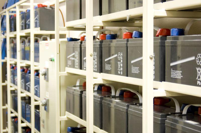 ДП Български спортен тотализатор търси доставчик на UPS батерии