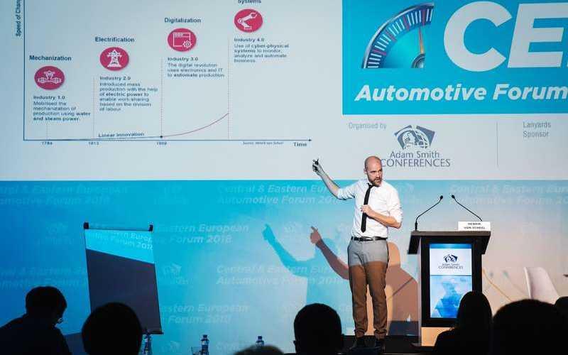 Предстои 6-ото издание на CEE Automotive Forum в Будапеща