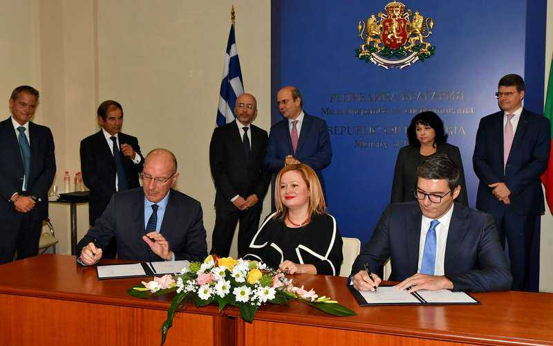 ICGB подписа ключови споразумения по проекта за газовия интерконектор Гърция-България
