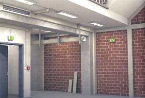 Пожаробезопасност на електроинсталации в аварийни изходи