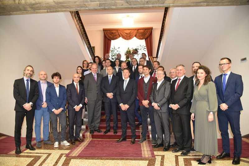 Български стартиращи компании се срещнаха с представители на германския бизнес