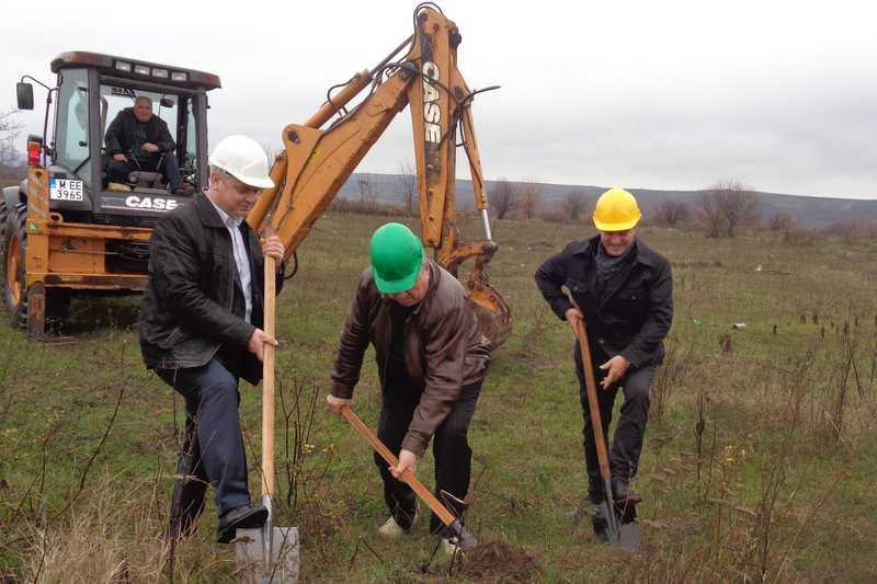 Общините Вълчедръм и <strong>Якимово</strong> започнаха изграждане на компостираща инсталация