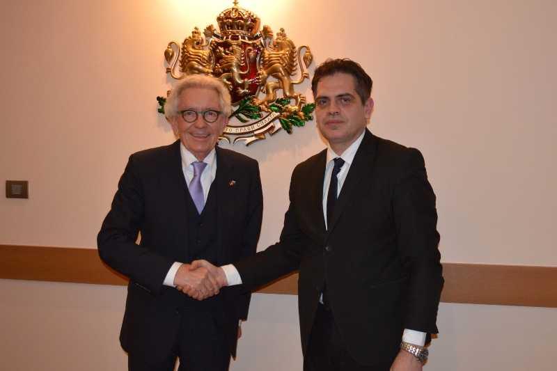 България и Северен Рейн-Вестфалия задълбочават партньорството си в областите търговия и инвестиции