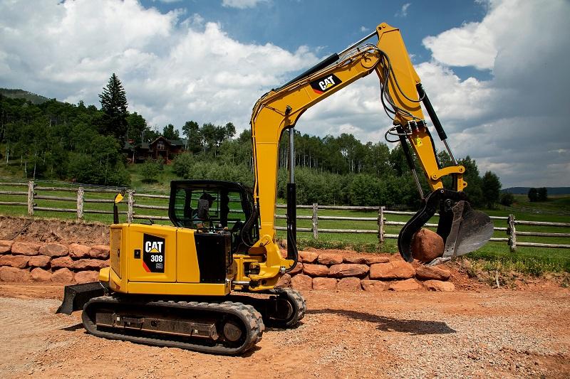 <strong>Caterpillar</strong> разширява гамата си минибагери с 6 нови модела