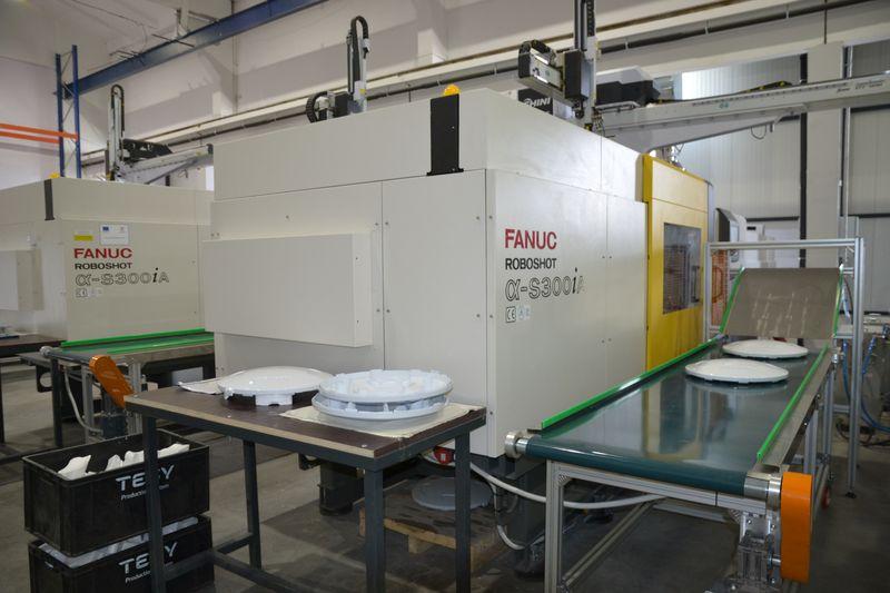 <strong>TESY</strong> въведе изцяло електрическата шприц машина ROBOSHOT на FANUC