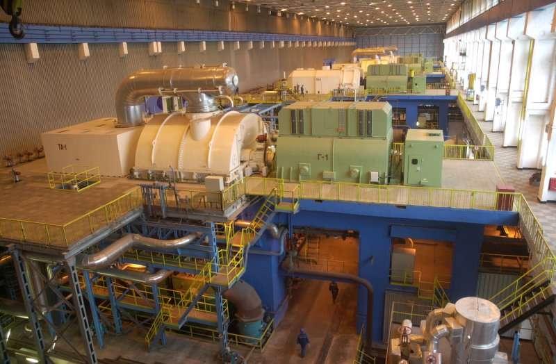 ТЕЦ Марица изток 2 търси фирма за ремонт и поддръжка на неелектрически машини