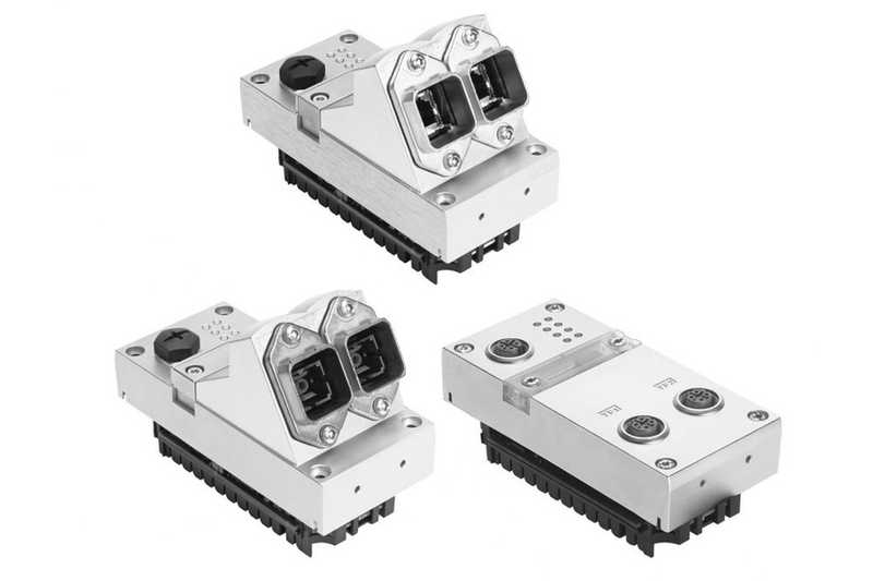 Festo представи нови CPX шини със система за резервираност S2