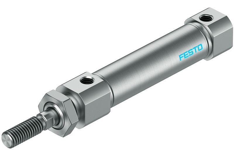 <strong>Festo</strong> представи кръгъл пневматичен цилиндър със саморегулиращо се демпфериране
