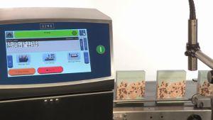 Mастилено-струйни CIJ принтери Linx Серия 8900