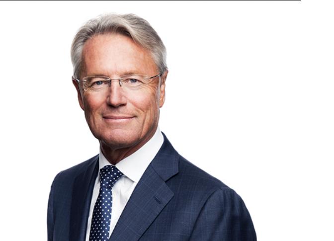 Бьорн Розенгрен е новият главен изпълнителен директор на ABB