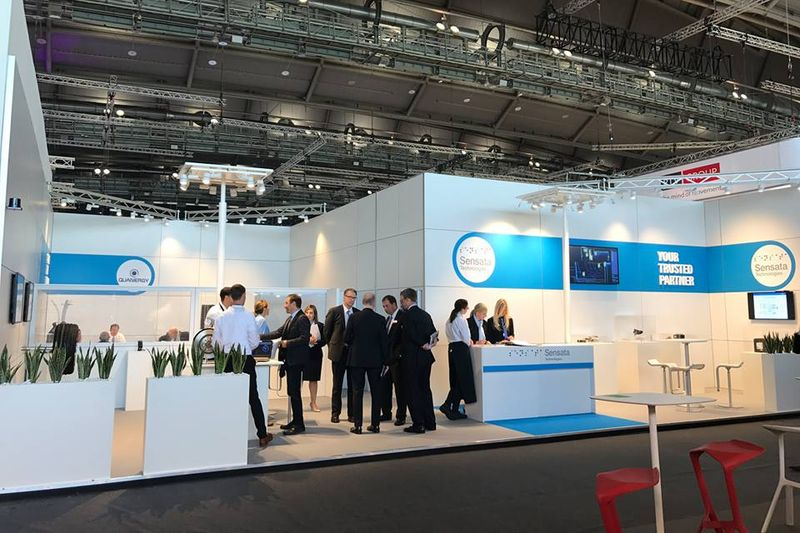 Сенсата Технолоджис демонстрира модерни сензорни технологии на <strong>IAA</strong> във Франкфурт