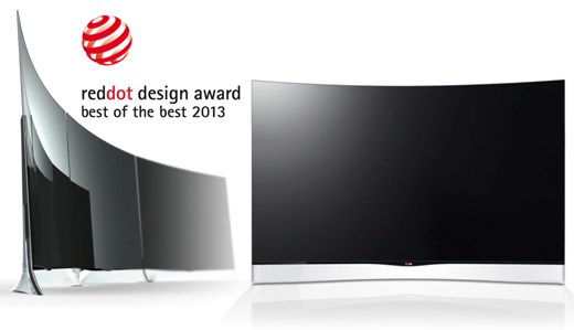 Продуктите на LG с отличия за дизайн RED DOT и <strong>iF</strong>