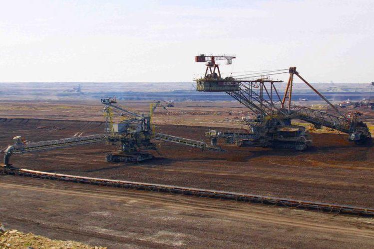 Мини Марица-изток обяви търг за резервни части за машини Caterpillar