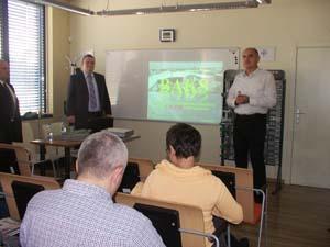 Телетек домакин на презентация за кабеловодещи системи BAKS