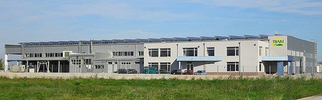Щром откри консервна фабрика в пловдивското село Стряма