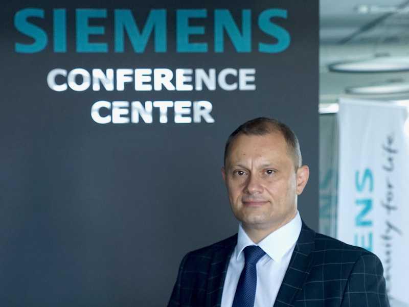 Калин Иванов пое ръководството на Сименс Мобилити – България