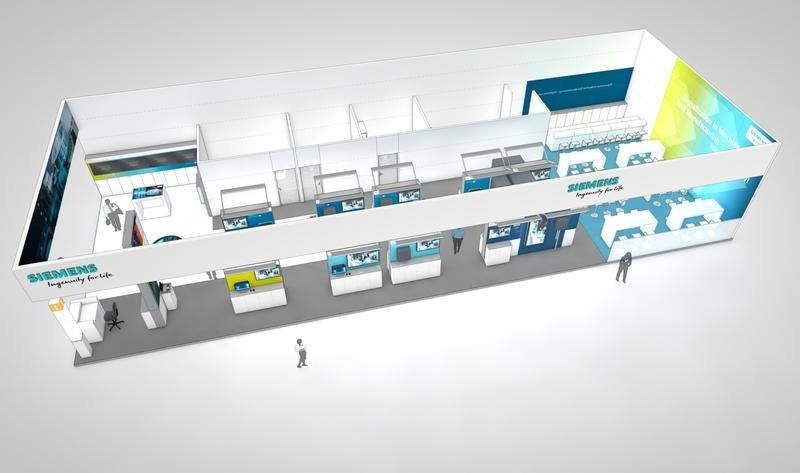 Siemens представи широк спектър от цифрови решения за металообработка на <strong>AMB</strong> 2018