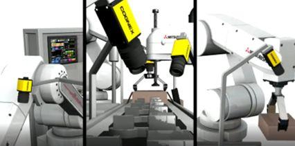 Ехнатон представи новите продукти на Cognex и Mitsubishi Electric