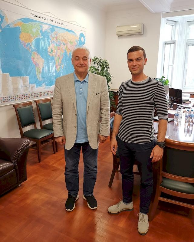 ИАНМСП ще подкрепи инициативи на Съюза на изобретателите