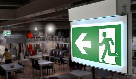 ABB лансира решения за аварийно и <strong>евакуационно</strong> осветление