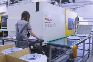 Две машини FANUC ROBOSHOT бяха инсталирани в завода на <strong>TESY</strong>