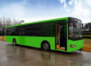 Пускат екоавтобус пилотно в София
