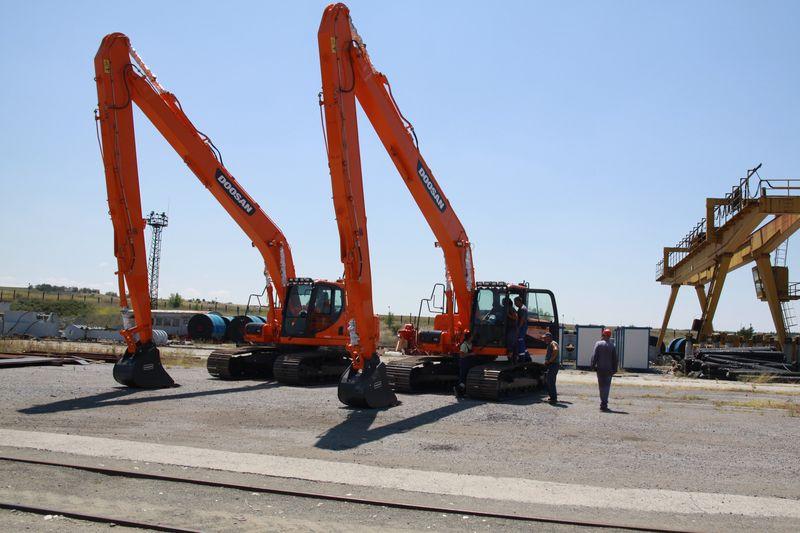 Мини Марица-изток търси доставчик на модули за контролерно управление на багери