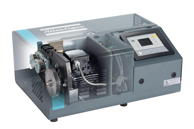<strong>Atlas</strong> Copco обяви нова компактна безмаслена вакуумна помпа