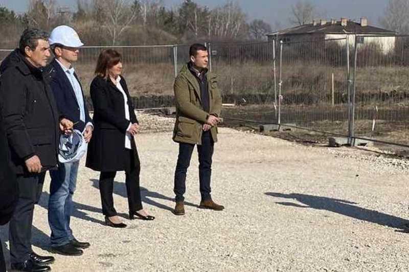 Дриймс Транс стартира проекта си в Икономическа зона София-Божурище