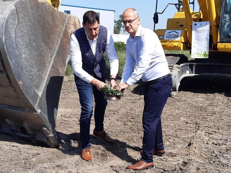 Стартира изграждането на първата компостираща инсталация за биоотпадъци в област Пловдив