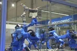 Високотехнологична автоматизация на щанда на Гемамекс в Пловдив