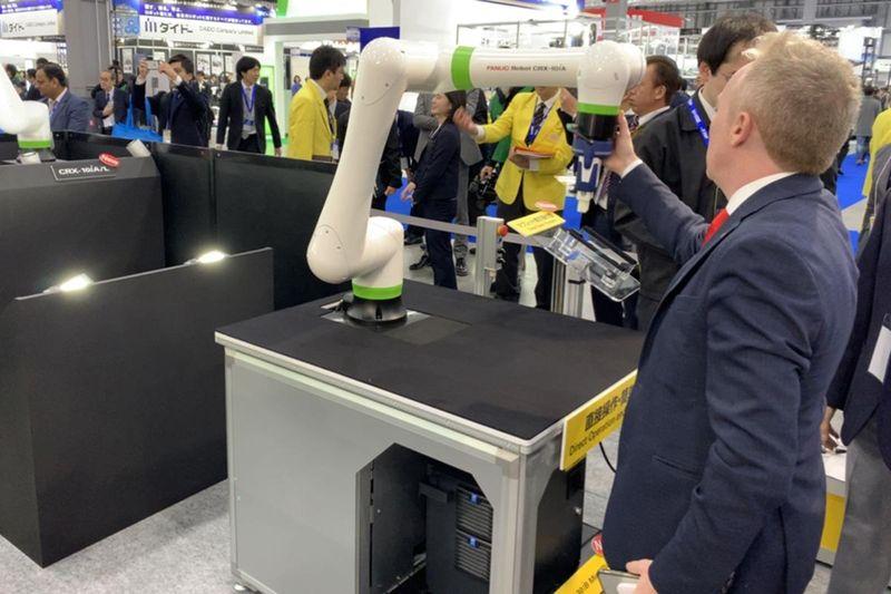 FANUC представя най-новите тенденции в роботизацията на форум в <strong>София</strong>